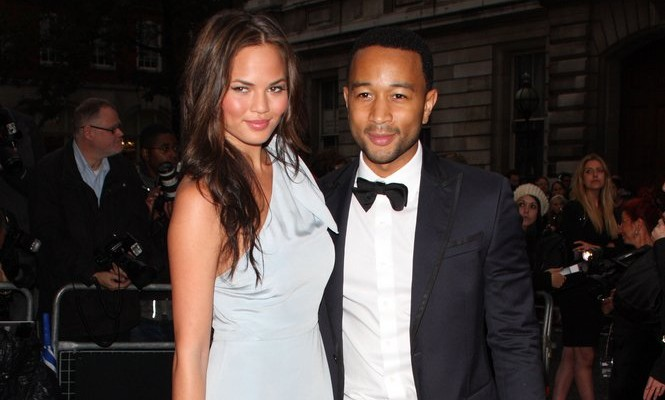 Cupid's Pulse Article: John Legend is Engaged to Model Girlfriend Chrissy Teigen