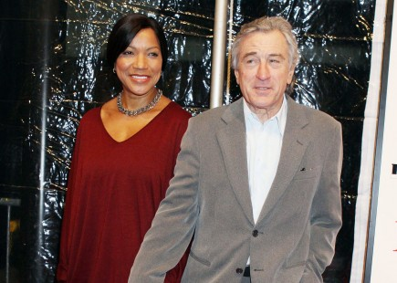 Cupid's Pulse Article: Robert DeNiro and Grace Hightower Welcome a Baby Daughter