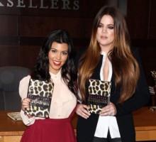 Khloe Kardashian Says Sister Kourtney Will Be a 'Pro' at Raising Another Child