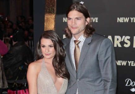 Cupid's Pulse Article: Rumor: Are Ashton Kutcher and Lea Michele Dating?