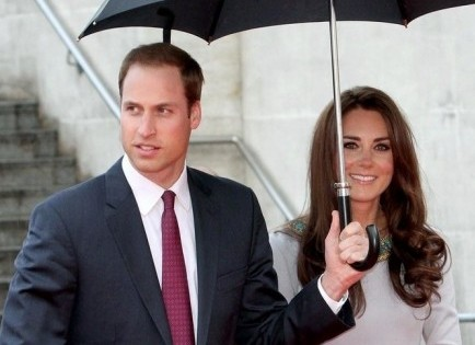 Cupid's Pulse Article: Prince William and Kate Middleton's New Year's Eve Plans
