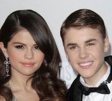 Justin Bieber and Selena Gomez Enjoy a Spooky Sunday