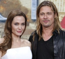 Angelina Jolie Buys Brad Pitt a Waterfall