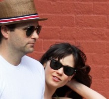 'New Girl' Star Zooey Deschanel Files for Divorce From Ben Gibbard