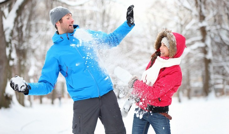 Cupid's Pulse Article: Date Idea: Embrace the Cold Weather