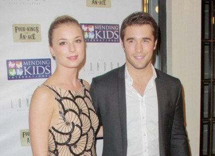 Cupid's Pulse Article: Rumor: Are 'Revenge' Co-Stars Emily VanCamp and Josh Bowman Dating?