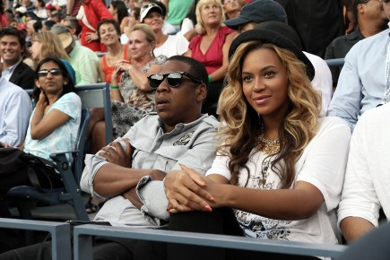 Jay-Z and Beyonce. Photo: Rick Maiman/Fame Pictures