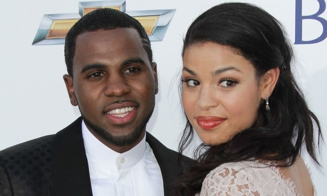Cupid's Pulse Article: Jordin Sparks Supports Jason Derulo Through Neck Break Recovery