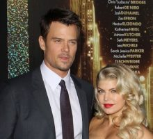 Fergie and Josh Duhamel Attend a Friend's Birthday Bash