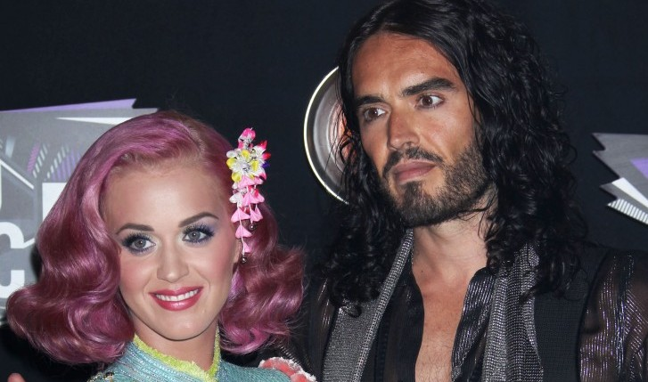Extravagant Valentine's Day Gifts: Katy Perry and Russell Brand
