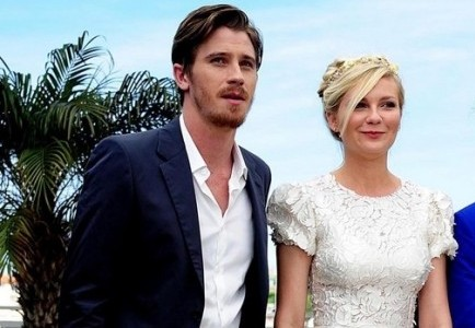 Garrett Hedlund and Kirsten Dunst. Photo: Landmark / PR Photos