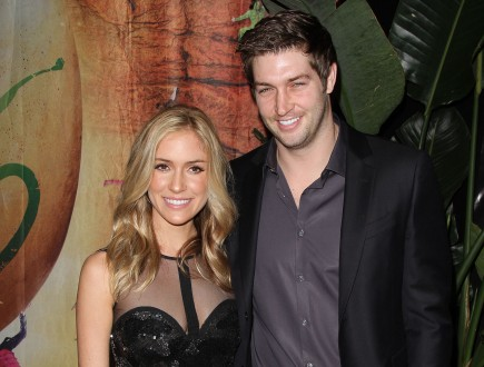 Kristin Cavallari and Jay Cutler. Photo: FAMEFLYNET