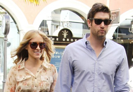 Kristin Cavallari and Jay Cutler. Photo: Visual/FAMEFLYNET