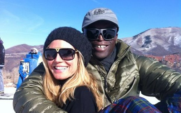 Cupid's Pulse Article: Rumor: Are Heidi Klum and Seal Getting a Divorce?