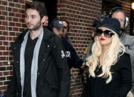 Cupid's Pulse Article: Christina Aguilera Parties in San Diego with Boyfriend and Son