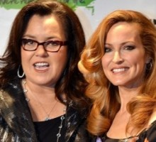 Rosie O'Donnell and Michelle Rounds Have a Date Night