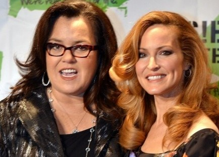 Cupid's Pulse Article: Rosie O'Donnell Says Health Scare Brought Her Closer to Wife