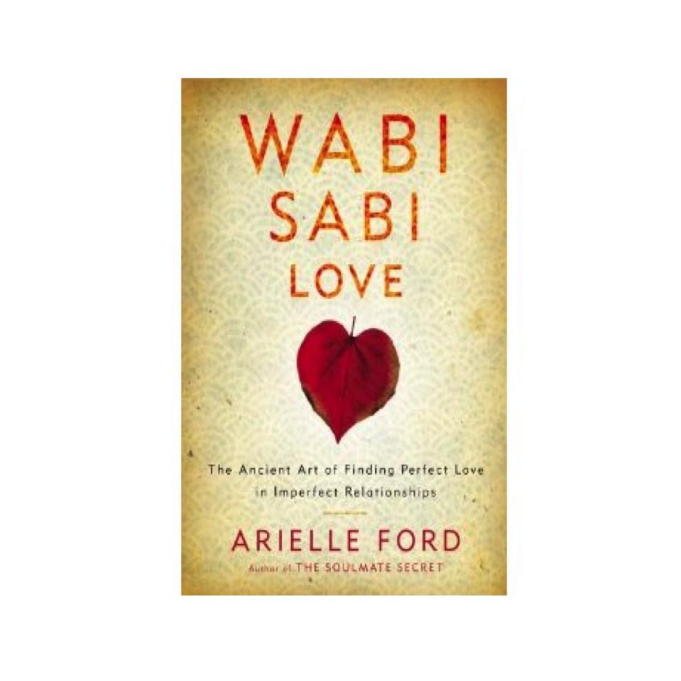 Cupid's Pulse Article: Arielle Ford Shares Relationship Wisdom in Her New Book 'Wabi Sabi Love'