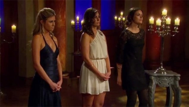 The Bachelor, Ben Flajnik, Courtney Robertson, Lindiz Cox