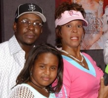 Bobby Brown Rushes to Be with Daughter After Whitney Houston's Death