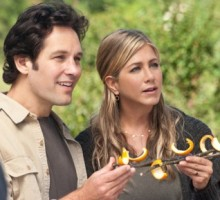 Jennifer Aniston and Paul Rudd Join a Commune in 'Wanderlust'