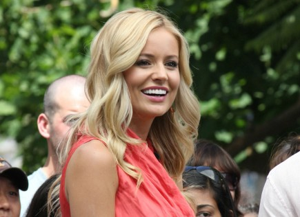Emily Maynard. Photo: Parisa/FameFlynet Pictures