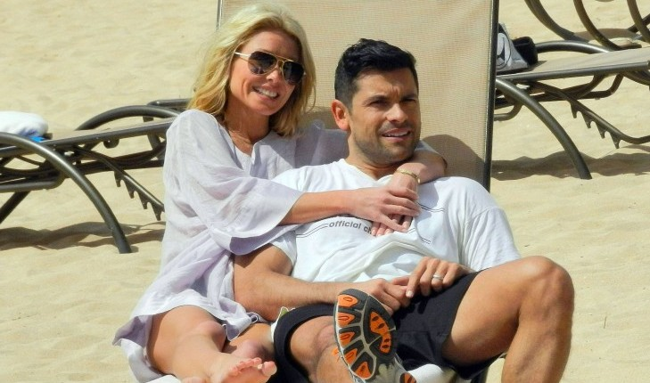 Cupid's Pulse Article: Celebrity Couple Kelly Ripa & Mark Consuelos Celebrate 21st Wedding Anniversary