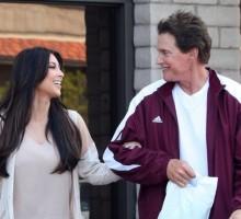 Bruce Jenner Says Kim Kardashian's Next Guy Goes Through Him
