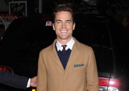 Cupid's Pulse Article: White Collar Star Matt Bomer Comes Out
