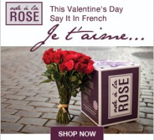 Valentine's Day Gift Idea: Celebrate Being Single with Ode à la ROSE