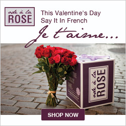 Cupid's Pulse Article: Valentine's Day Gift Idea: Celebrate Being Single with Ode à la ROSE