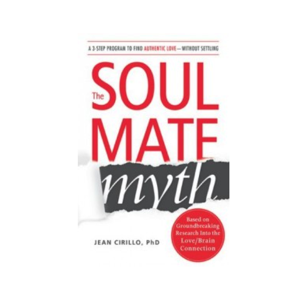 Cupid's Pulse Article: Dr. Jean Cirillo Discusses Her New Book 'The Soul Mate Myth: A 3-Step Plan for Finding REAL Love'