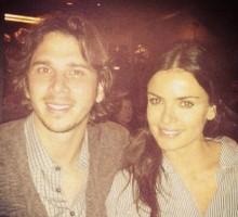 'Bachelor' Couple Ben Flajnik and Courtney Robertson Step Out for the First Time