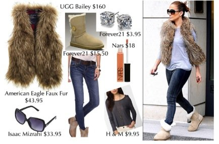 Cupid's Pulse Article: Steal Jennifer Lopez's City Style!