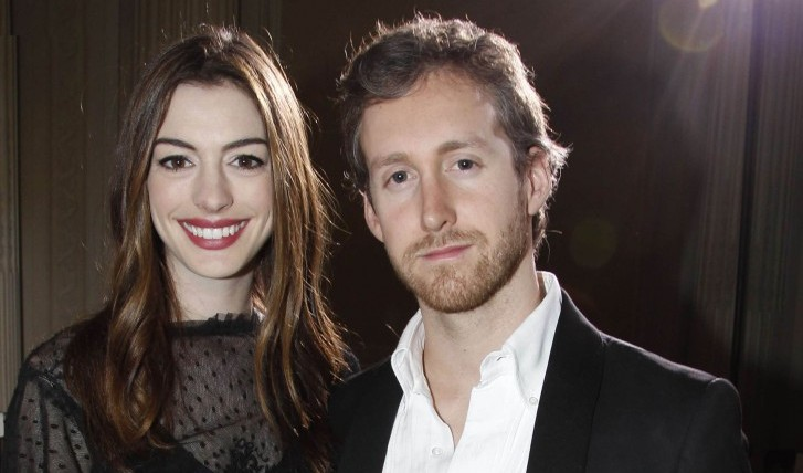 Cupid's Pulse Article: Anne Hathaway and Adam Shulman Adopt Adorable Puppy