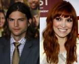 Ashton Kutcher Indulges in PDA at Oscars Bash with Gal Pal