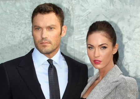 Brian Austin Green and Megan Fox. Photo: Insidefoto / PR Photos