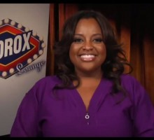 Video Exclusive: 'DWTS' Contestant Sherri Shepherd Chats About the Three Men in Her Life