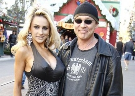Courtney Stodden and Doug Hutchison. Photo: MISSB / PR Photos