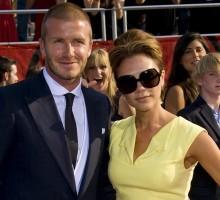 David and Victoria Beckham Celebrate 12th Wedding Anniversary