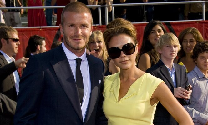 Cupid's Pulse Article: David and Victoria Beckham Celebrate 12th Wedding Anniversary