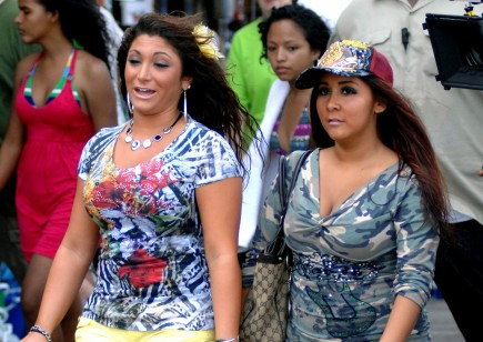 Cupid's Pulse Article: Deena Cortese Says Snooki Will Be a 'Great Mom'