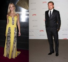 Leonardo DiCaprio Enjoys a Date Night with his Model Girlfriend