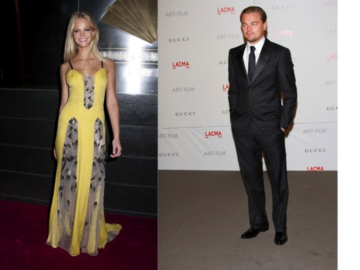 Cupid's Pulse Article: Leonardo DiCaprio Enjoys a Date Night with his Model Girlfriend