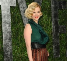 January Jones Says Being a Single Working Mother Is 'Difficult'