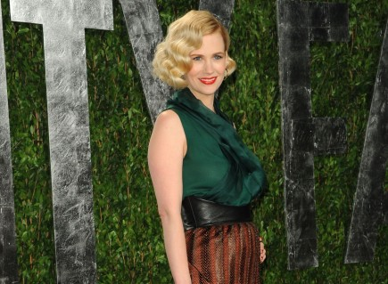 Cupid's Pulse Article: January Jones Says Being a Single Working Mother Is 'Difficult'
