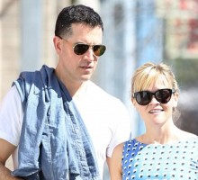 Reese Witherspoon Says Married Life Feels Great