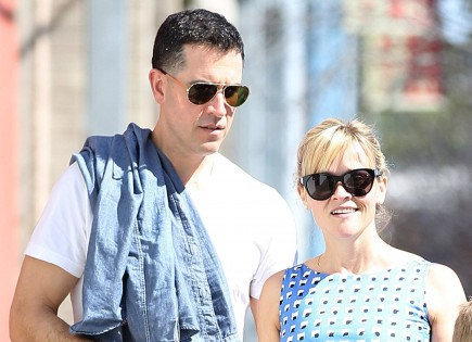Cupid's Pulse Article: Reese Witherspoon Marries Jim Toth