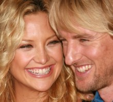Exes Kate Hudson and Owen Wilson Have Surprise Reunion at Oscars Bash