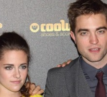 Kristen Stewart Is Spotted in Rob Pattinson's Old T-Shirt